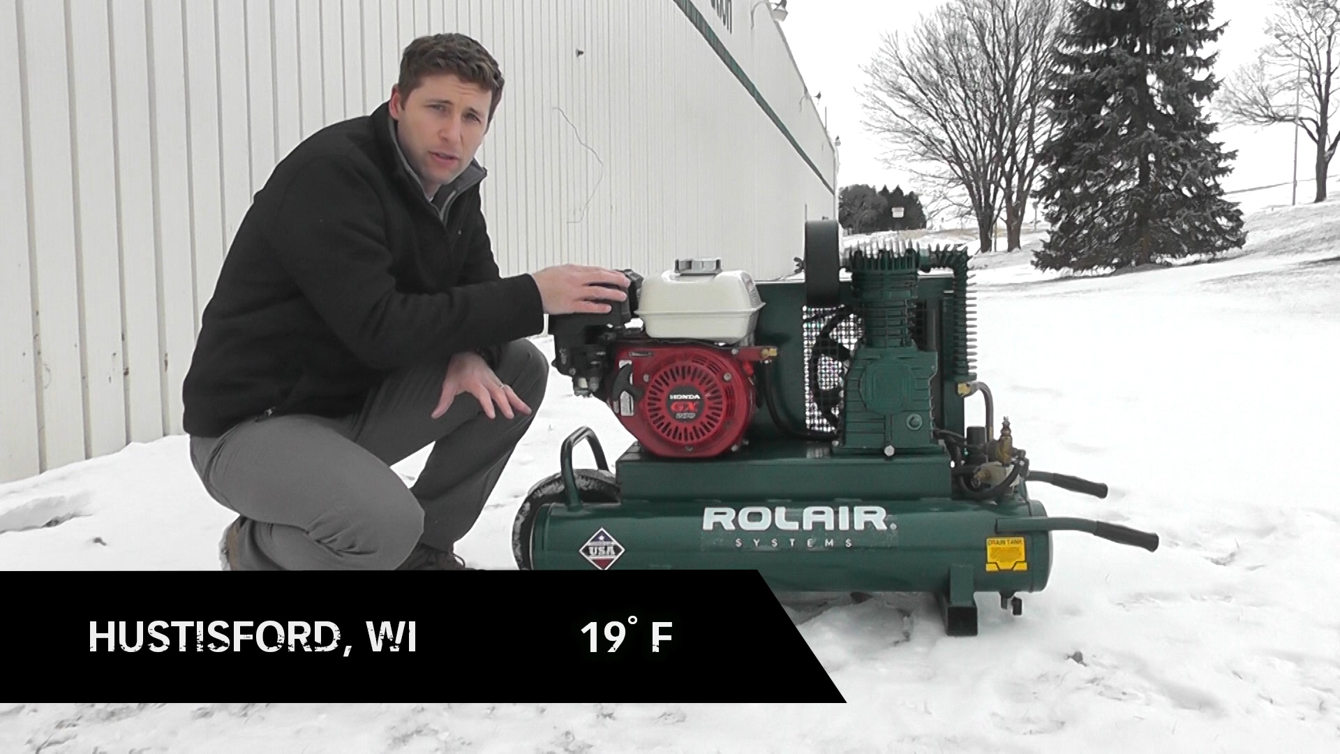 Cold Weather Air Compressor Maintenance and Best Practices