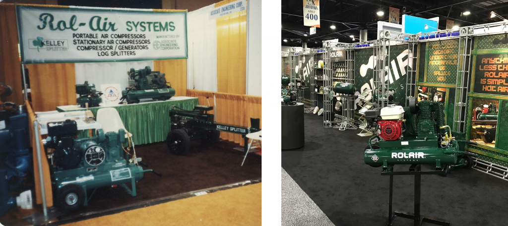 STAFDA booth comparison