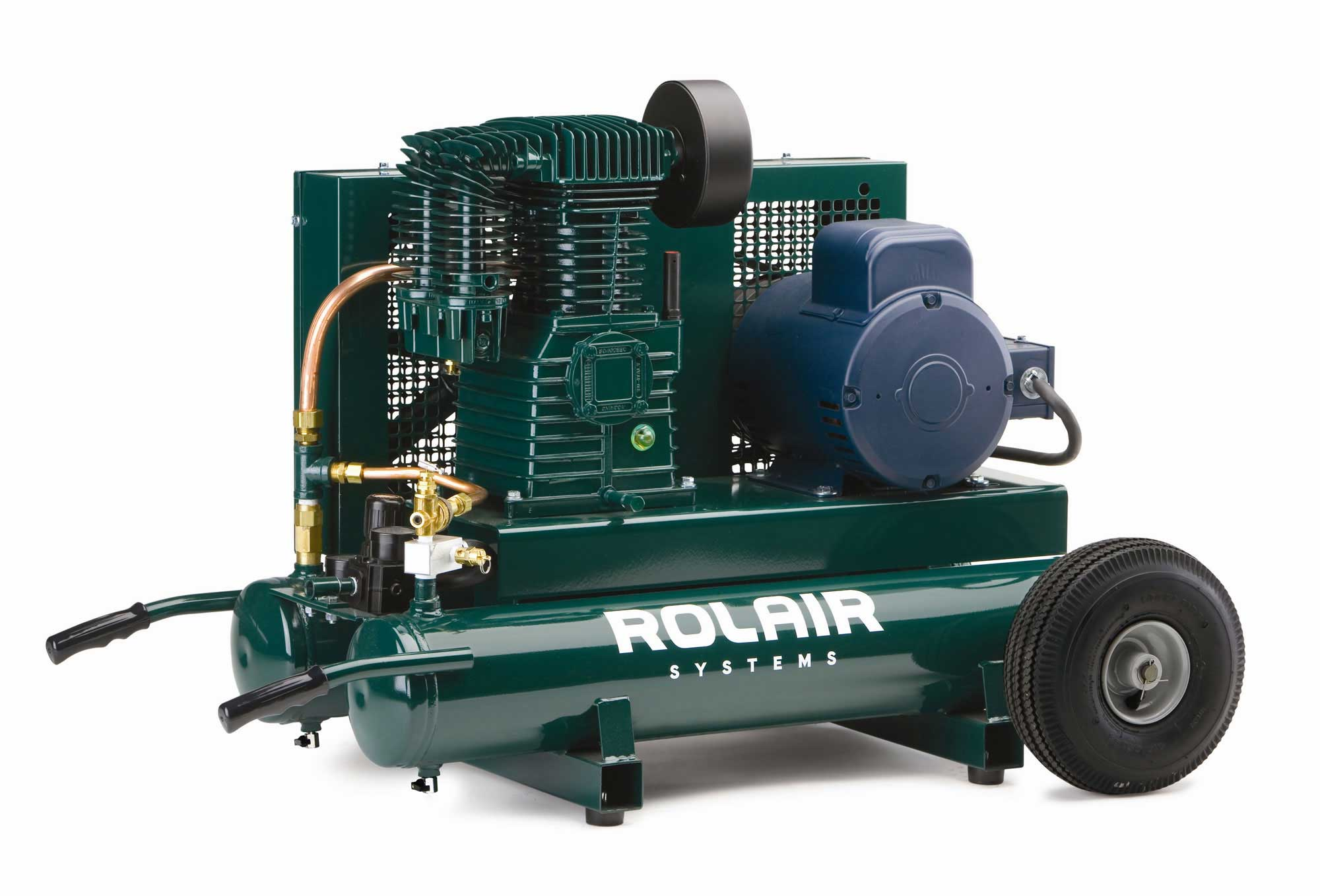 Rolair 3 HP 9 Gallon Electric Portable Air Compressor 3230K24CS