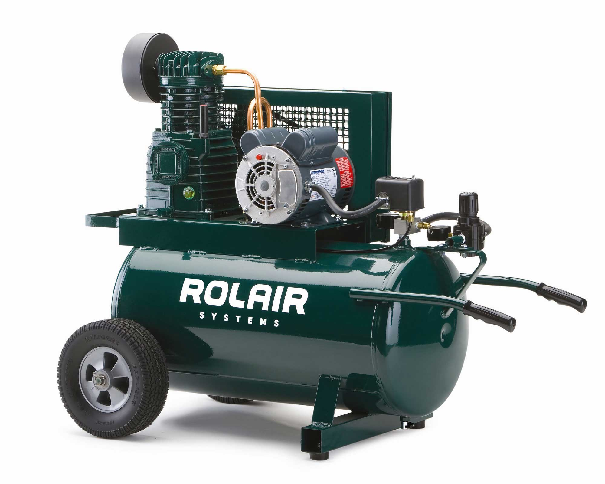 Rolair 1.5 HP 20 Gallon Electric Portable Air Compressor 5520K17A