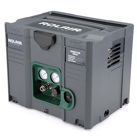 Rolair AIRSTAK 1 HP, 1 Gal Systainer Compressor - Portable Air Compressor