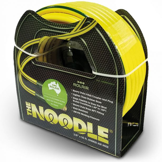 noodle air hose in packaging